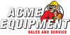ACME equipment in North Dakota and North Central Minnesota