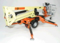 Where to rent 35  Boom Lift Trailer JLG T350 in Grand Forks ND