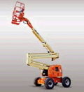 Where to rent 45  Boom Lift Art Eng JLG 450AJ in Grand Forks ND