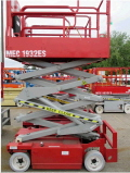 Where to rent 19  Scissor Lift Elec Mec 1932ES in Grand Forks ND