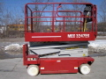 Where to rent 32  Scissor Lift Elec Mec 3247ES in Grand Forks ND