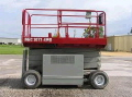 Where to rent 30  Scissor Lift DF Mec 3072RT in Grand Forks ND
