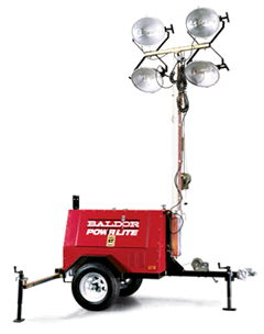 Where to find Light Tower 6kw Baldor PL6000K in Grand Forks