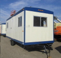Where to rent Job  Trailer 8x24 Single Office in Grand Forks ND