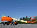 Where to rent 40  Boom Lift JLG 400S in Grand Forks ND