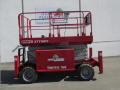 Where to rent 37  Scissor Lift DF Mec 3772RT W OR in Grand Forks ND