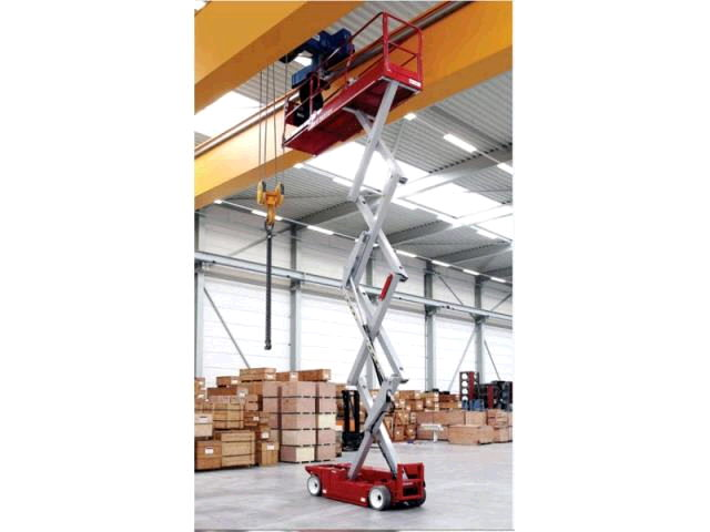 Where to find 26  Scissor Lift Elec Mec 2633ES RC in Grand Forks