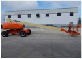 Where to rent 80  Boom Lift Str JLG 800S in Grand Forks ND