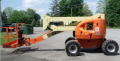 Where to rent 45  Boom Lift Art 4wd JLG 450A in Grand Forks ND