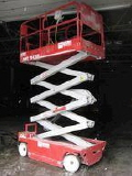 Where to rent 26  Scissor Lift Elec Mec 2647ES in Grand Forks ND