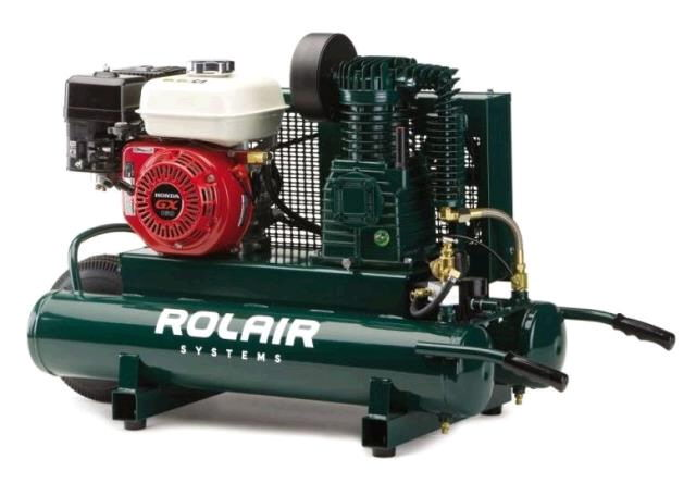 Where to find 9 cfm Air Comp Gas Rolair 4090HK17 in Grand Forks