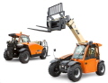 Where to rent 18  5K FORKLIFT JLG G5-18A in Grand Forks ND