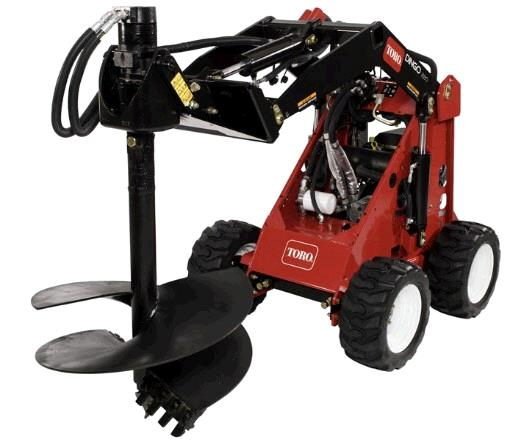 Where to find Dingo Auger swivel head in Grand Forks