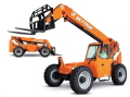 Where to rent 42  8k Telehandler Skytrak 8042 in Grand Forks ND