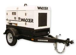 Where to find 25KW Generator Wacker G25 in Grand Forks