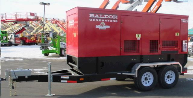 Where to find 225KW Generator Baldor TS225T in Grand Forks