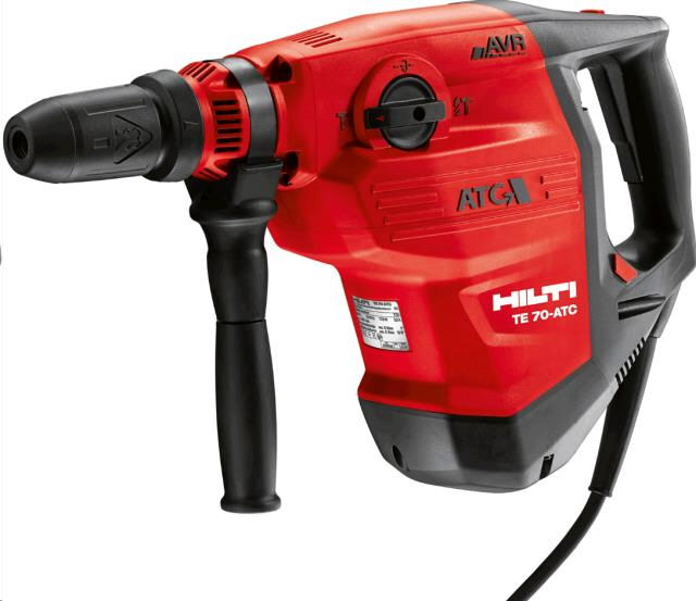 Where to find Hammer Drill Hilti  TE-70 ATC in Grand Forks