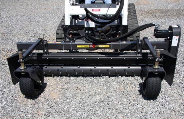skid steer power rake rentals grand forks nd where to rent skid
