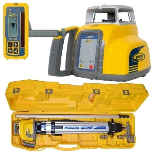 ROTARY LASER KIT SPECTRA Rental Grand Forks ND, Rent ROTARY