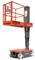 Where to rent 16  Scissor Lift Elec SKYJACK SJ16 in Grand Forks ND