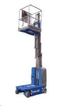 Where to rent 15  Scissor Lift Elec GENIE GR15 in Grand Forks ND