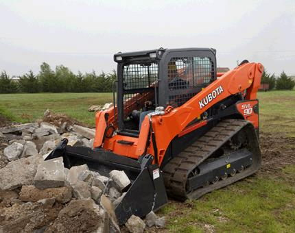Where to find Skid steer track kUBOTA SVL90H in Grand Forks