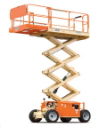 Where to rent 26  Scissor Lift DF JLG 260MRT in Grand Forks ND