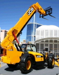 Where to rent 56  12K Telehandler JCB 512-56 in Grand Forks ND