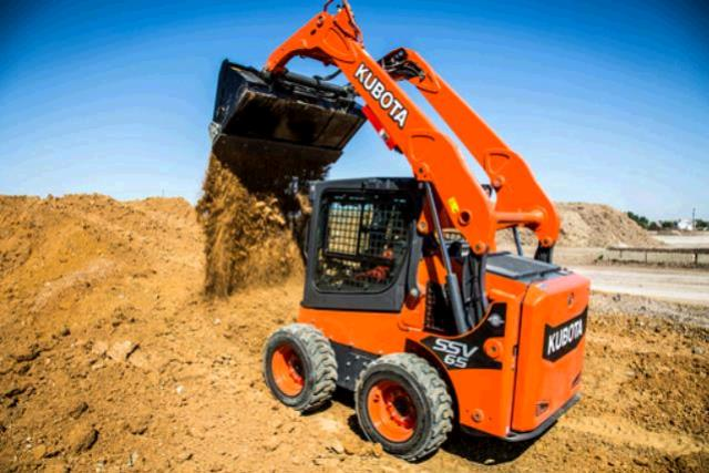 Where to find Skid steer wheel kUBOTA SSV65HRC in Grand Forks