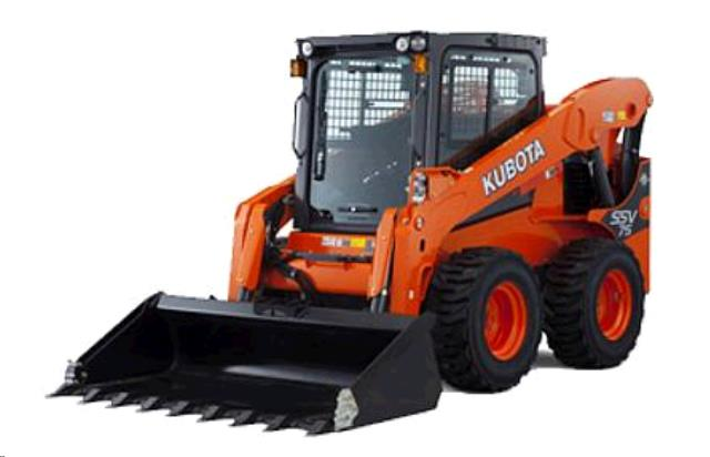Where to find Skid steer wheel KUBOTA SSV75PHC in Grand Forks