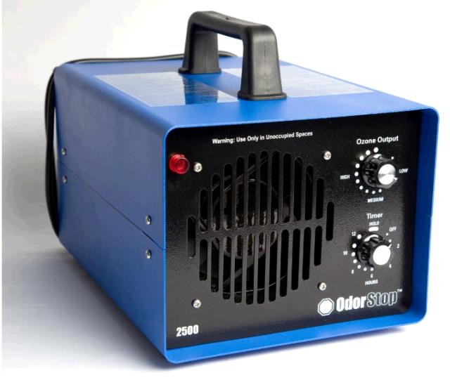 Where to find ODORSTOP OZONE GENERATOR in Grand Forks