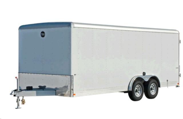 Where to find Enclosed Trailer 20 in Grand Forks