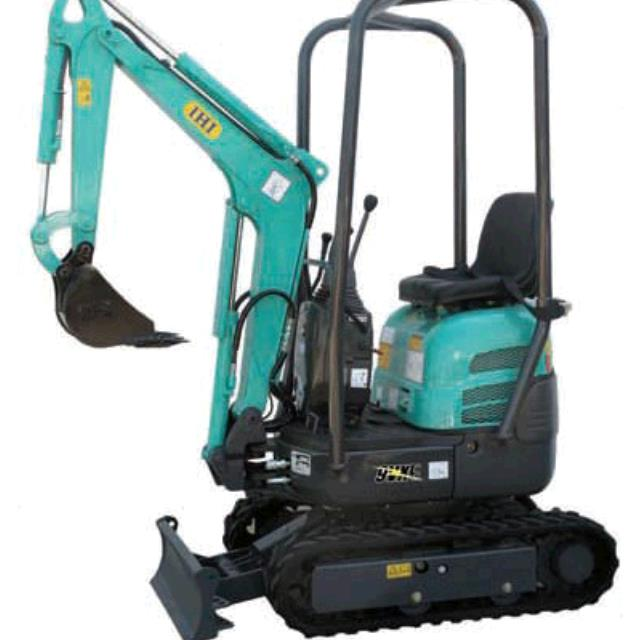 Where to find ELECTRIC MINI EXCAVATOR in Grand Forks