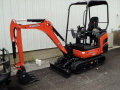 Where to rent Kubota Backhoe Excavator KX018-4R1 in Grand Forks ND