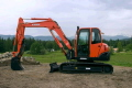 Where to rent KX080 KUBOTA EXCAVATOR in Grand Forks ND