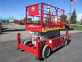 Where to rent 32  Scissor Lift Elec Mec 3259ERT W OR in Grand Forks ND