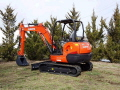 Where to rent Kubota Excavator KX040 w Cab in Grand Forks ND