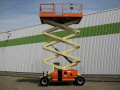 Where to rent 43  Scissor Lift DF JLG 4394RT in Grand Forks ND