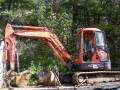 Where to rent Excavator U45R3AT3 KUBOTA W CAB in Grand Forks ND